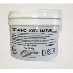 Pistacho 100%  NAtur  C-3 kg