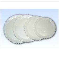 Platos Plásticos Liso 37 cm...