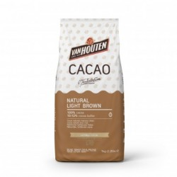 CACAO natural light brown...