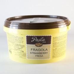 Pasta Crema fresa Tradición
