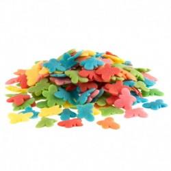 Confetis mariposas