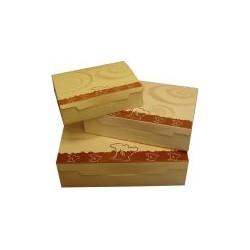 Cajas Pasteles Ref. 110