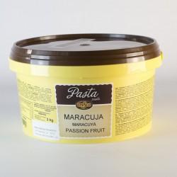 Pasta Crema Maracuyá