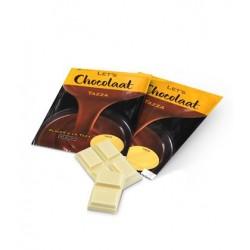 Chocolate a la Taza Blanco...
